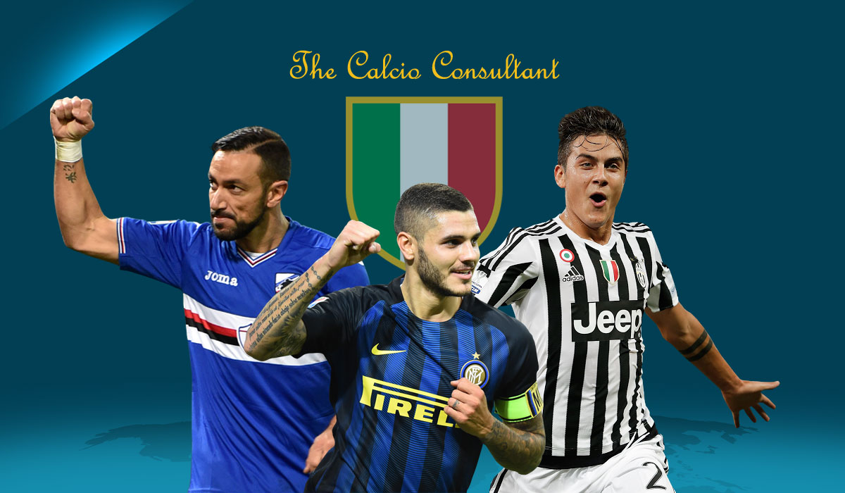 Two-Week Takes from Serie A: The Calcio Consultant