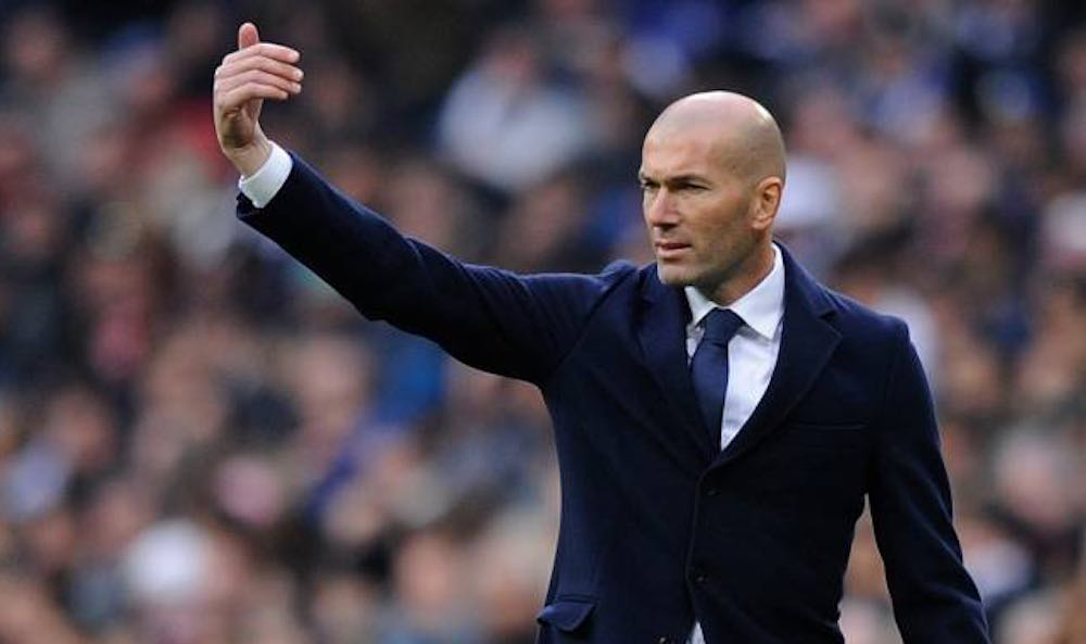 The Tactics Which Saw Real Madrid Win The Champions League Three Years In A Row