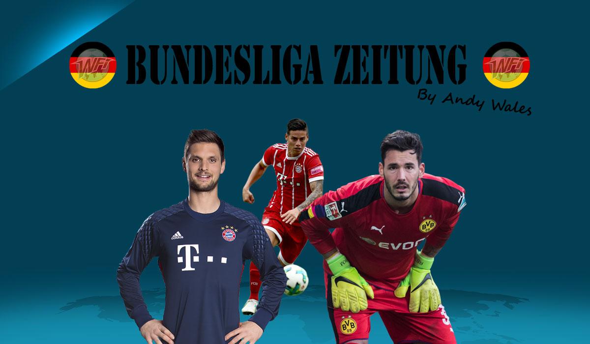Normal Service Resumed Ahead of Dortmund vs Bayern – Bundesliga Zeitung