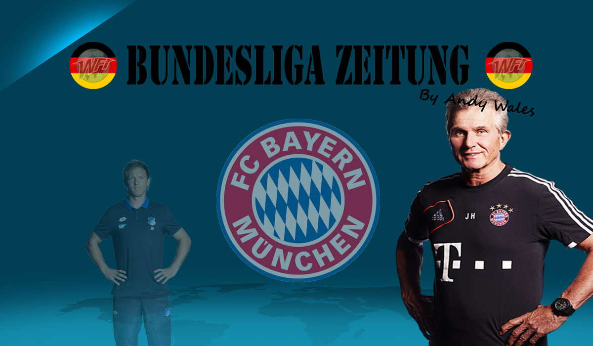 Jupp Heynckes Is Back And So Are Bayern – Bundesliga Zeitung