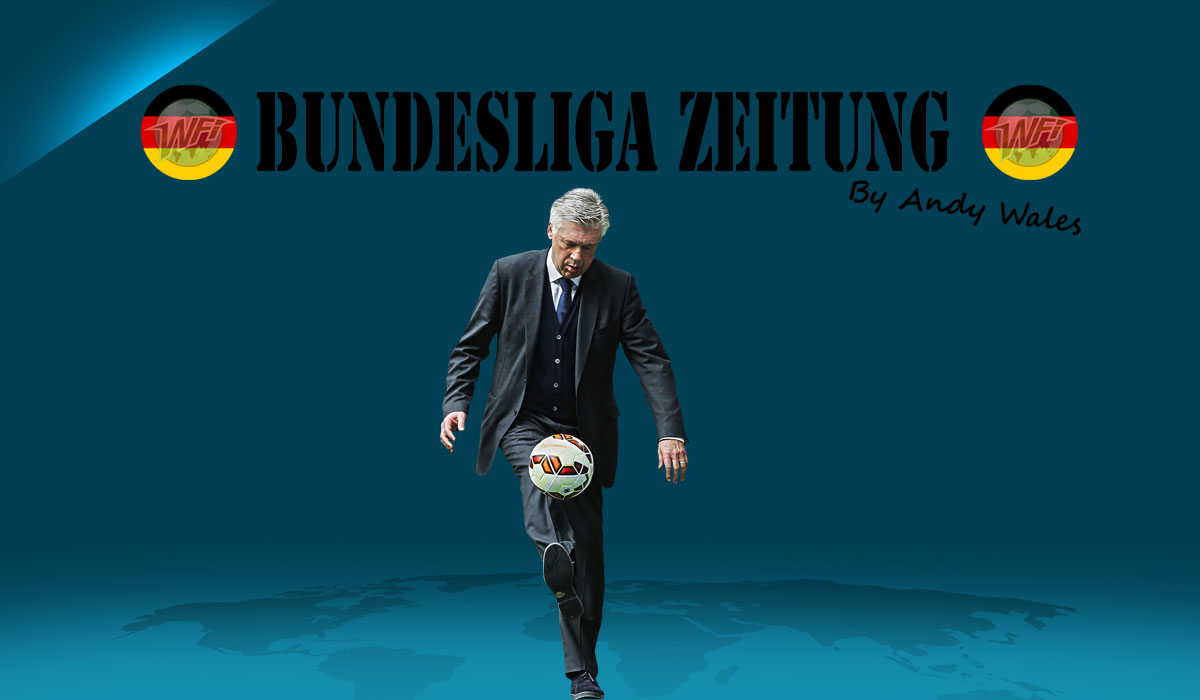Carlo Gone While Dortmund March On – Bundesliga Zeitung