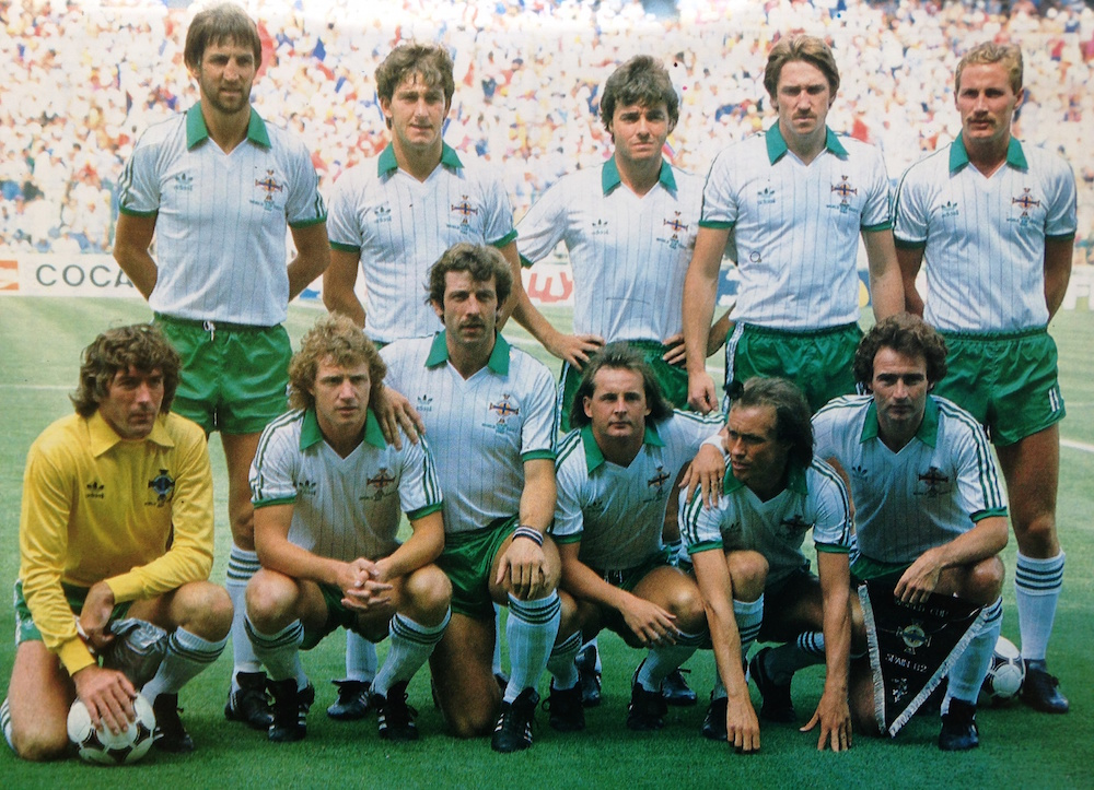 Northern Ireland's Road to Spain '82