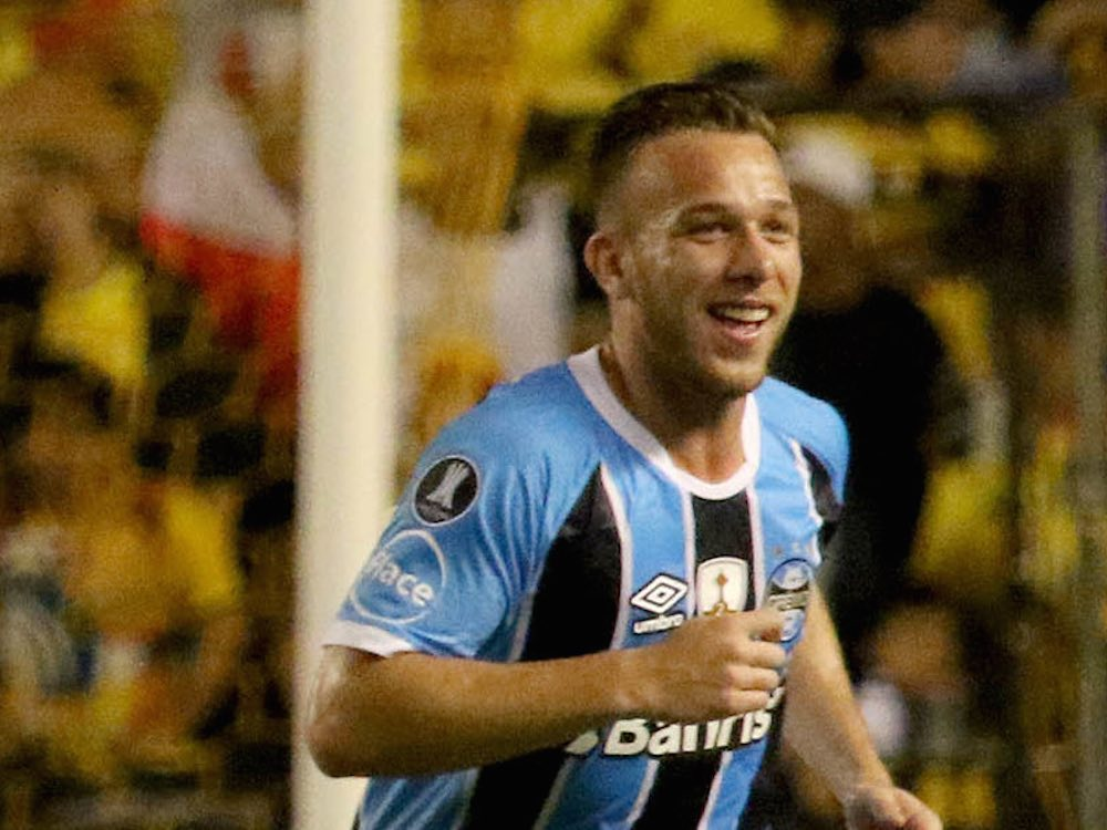 Arthur of Gremio is Ready for the Next Step: to Europe & Selecao