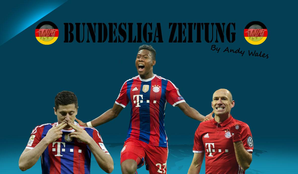 Bundesliga Zeitung – Euro Struggles Epitomised by Dortmund