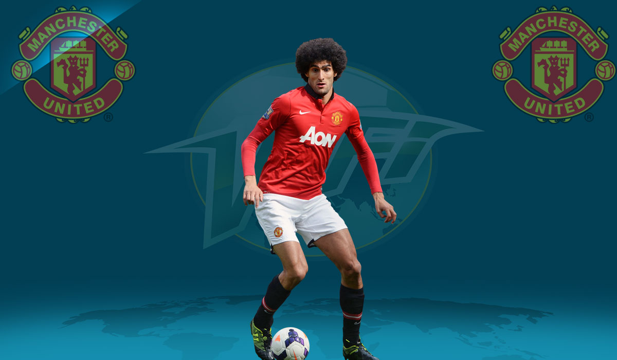 Marouane Fellaini and his Unlikely Season of Redemption.