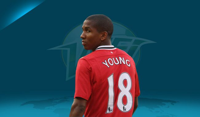 new products 01756 d4d26 No Square Peg: Ashley Young's Impressive United Renaissance ...