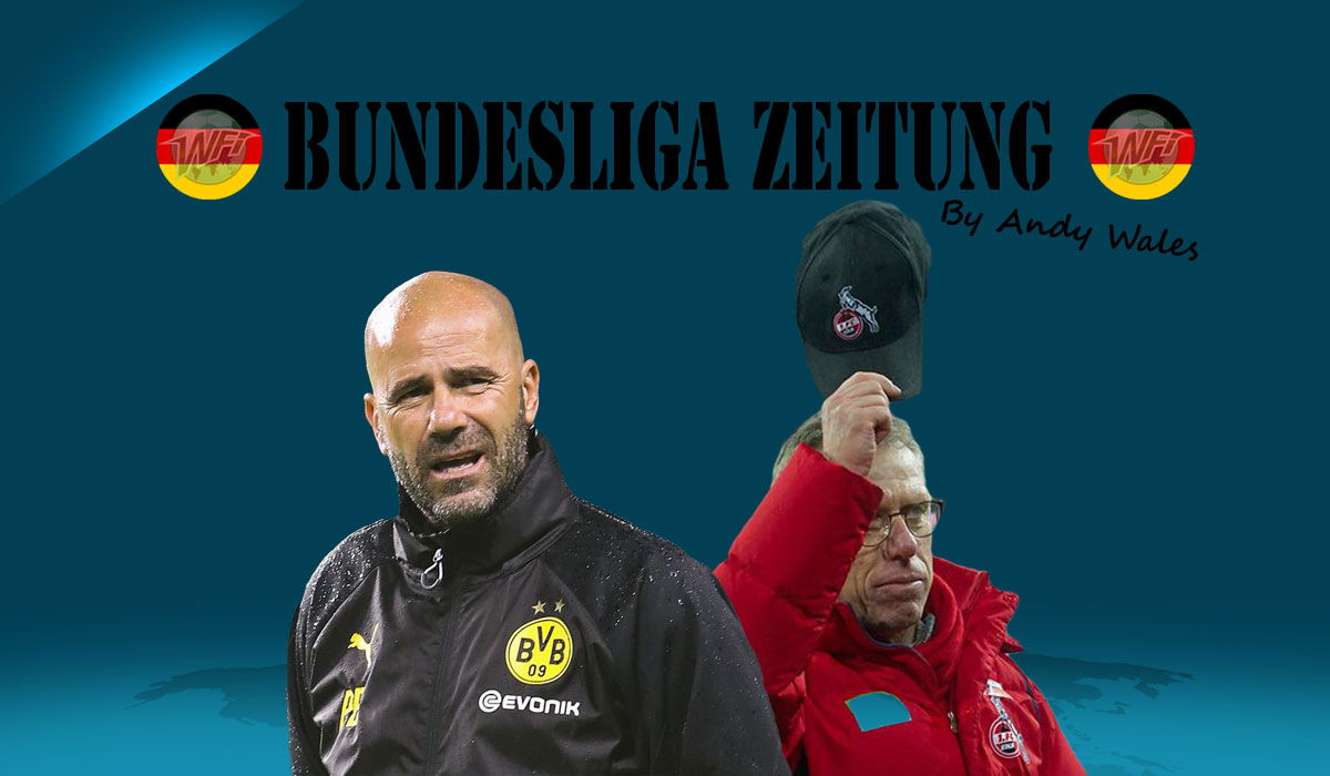 Bosz Hangs On But Stöger Is Gone – Bundesliga Zeitung
