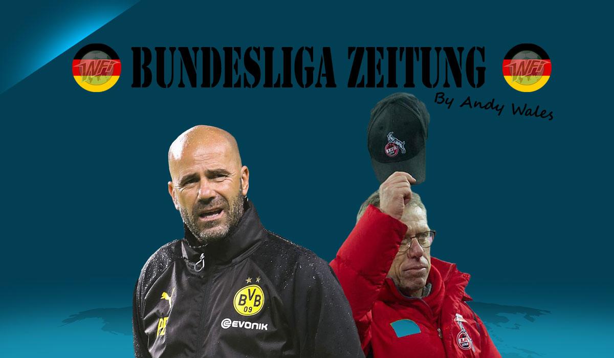 Bosz Hangs On But Stöger Is Gone – Bundesliga Zeitung
