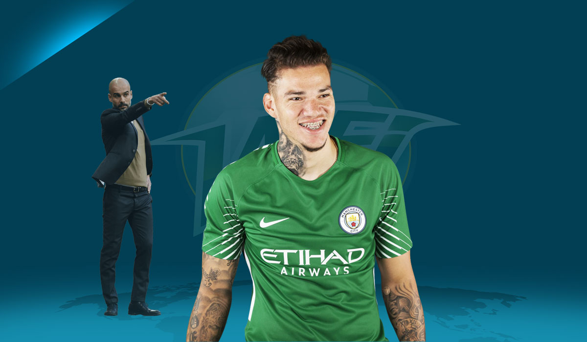 The Ederson Effect: The Story of a Goal Kick