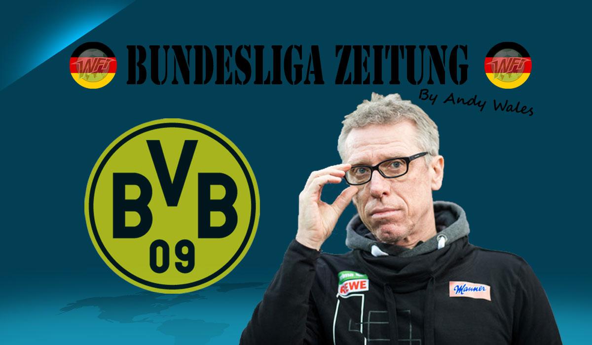 Bosz out. Stöger in! – Bundesliga Zeitung