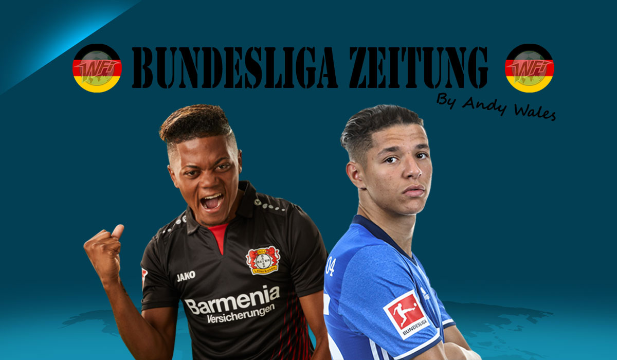 Bundesliga Zeitung – The European Race Gathers Pace