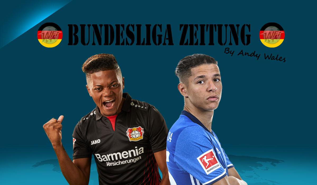 Bundesliga Zeitung – The European Race Gathers Pace