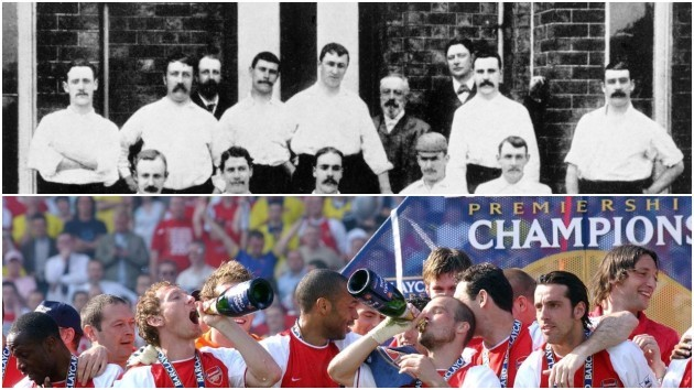The Invincibles – Preston North End 1888/89 & Arsenal 2003/04: Which Was The Greater Achievement?