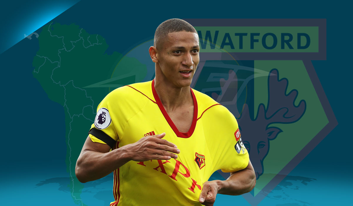 Watford Leading The Way As Market For South American Talent Expands