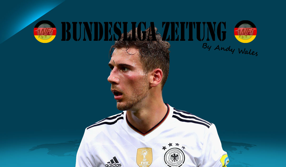 Schalke Fans Send A Message To Departing Goretzka – Bundesliga Zeitung