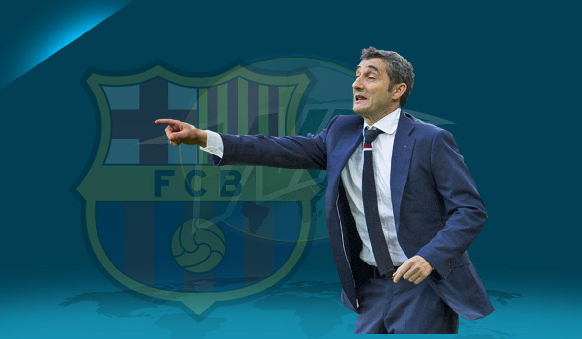 Barcelona Back At The Top Thanks To Ernesto Valverde