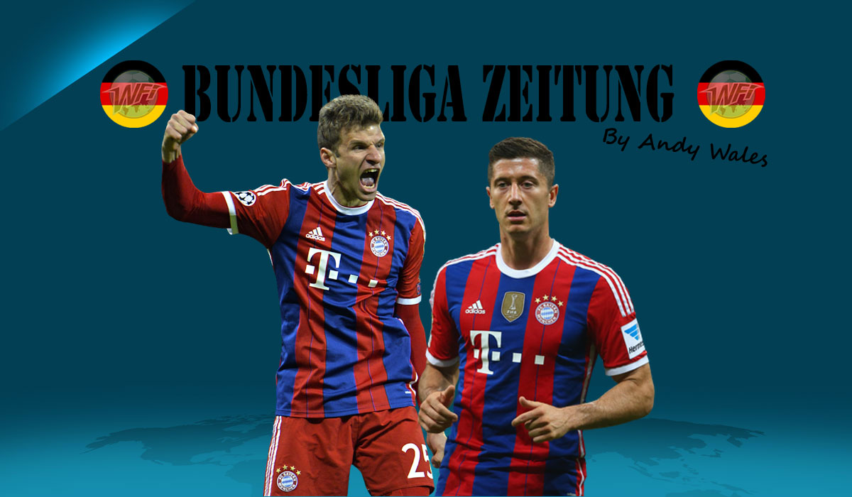 Bayern Munich March On To The Future – Bundesliga Zeitung