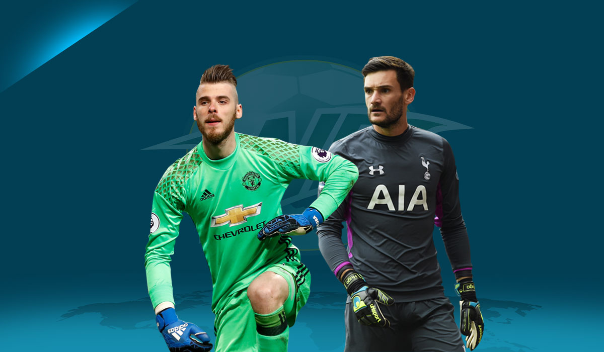 De Gea & Lloris On Different Sides Of The Goalkeepers' Union