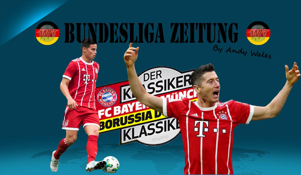 Bayern Outclass Dortmund In Der Klassiker – Bundesliga Zeitung