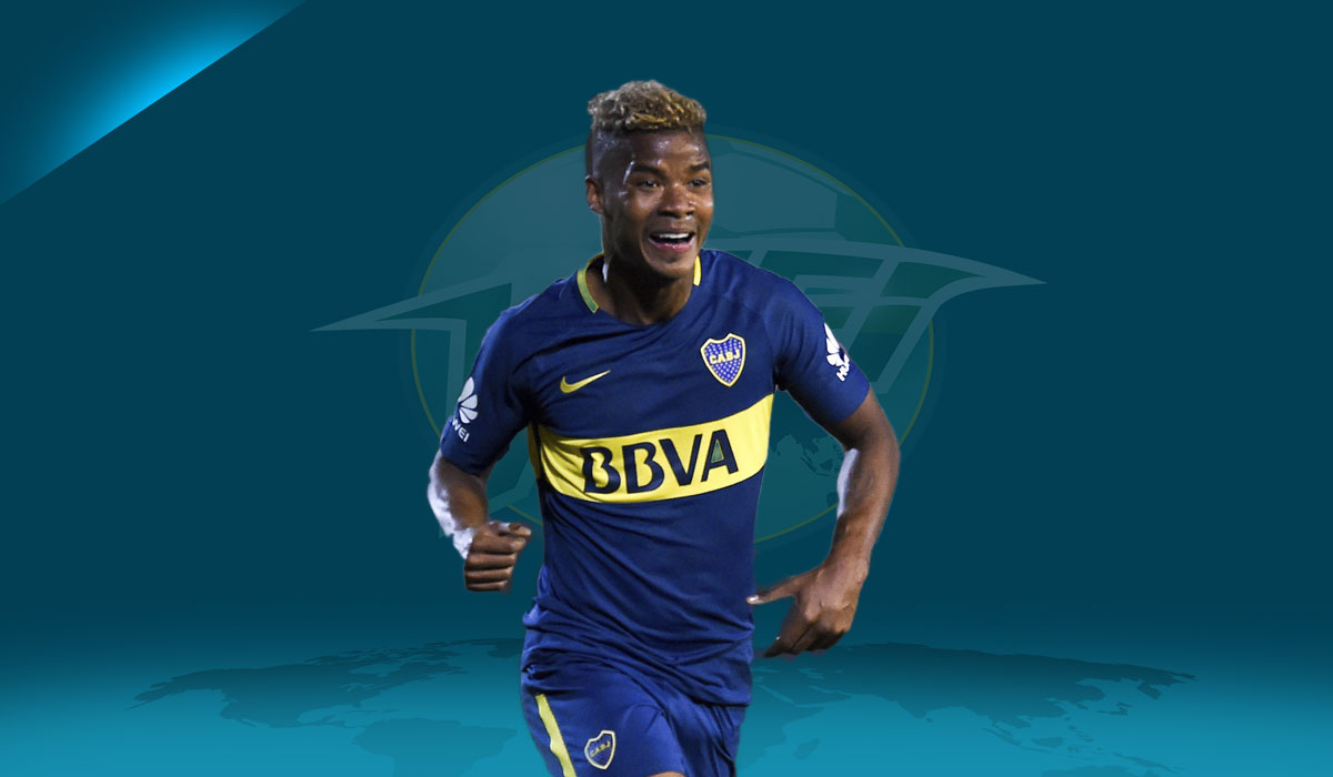 Wilmar Barrios Plus 10 As Boca Juniors Find A New No 5