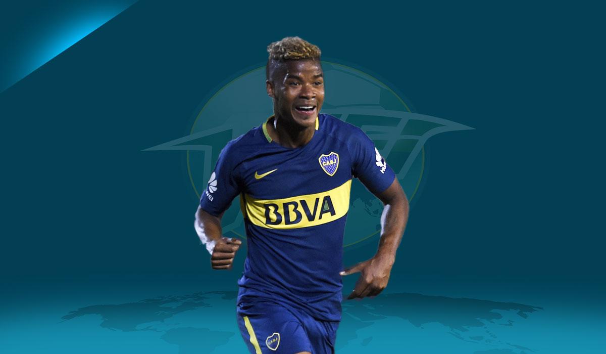 Wilmar Barrios Plus 10 As Boca Juniors Find A New No 5