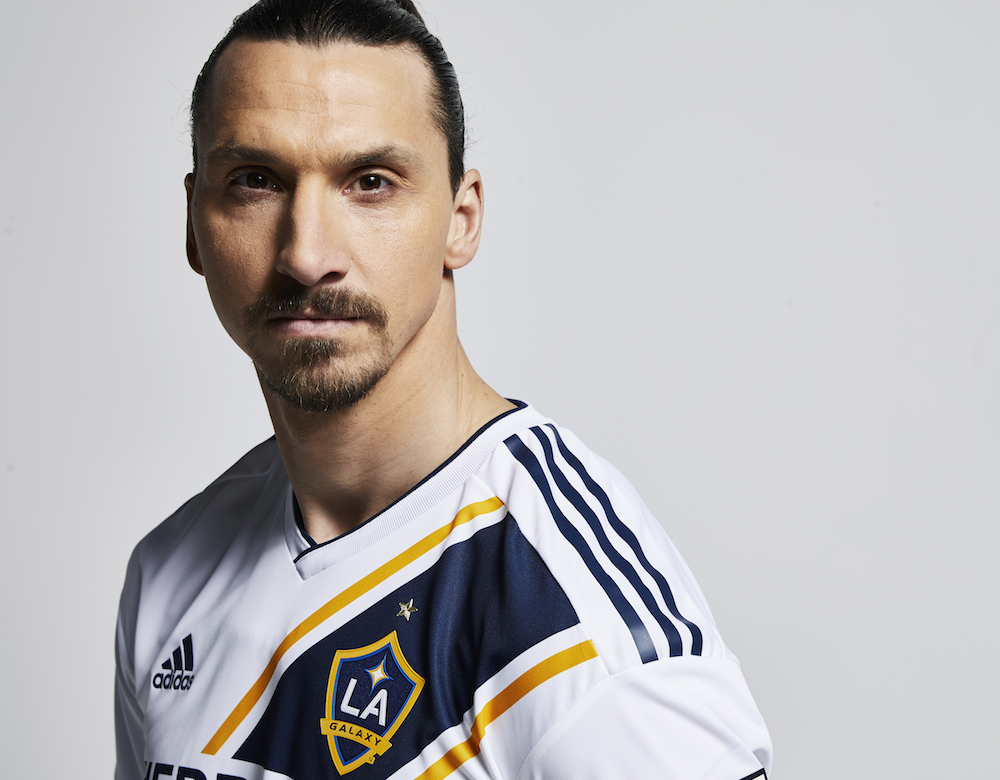 LA Galaxy Sign Zlatan Ibrahimović