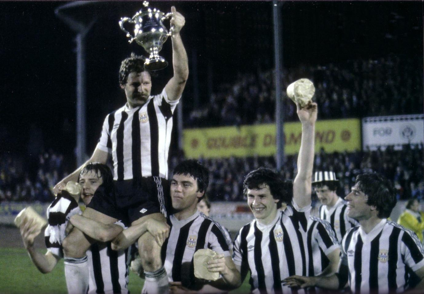A History Of The Anglo-Scottish Cup – 1970 to 1981