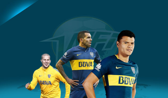 low priced 69386 f8b05 Boca Juniors Struggling For Goals In Benedetto's Absence