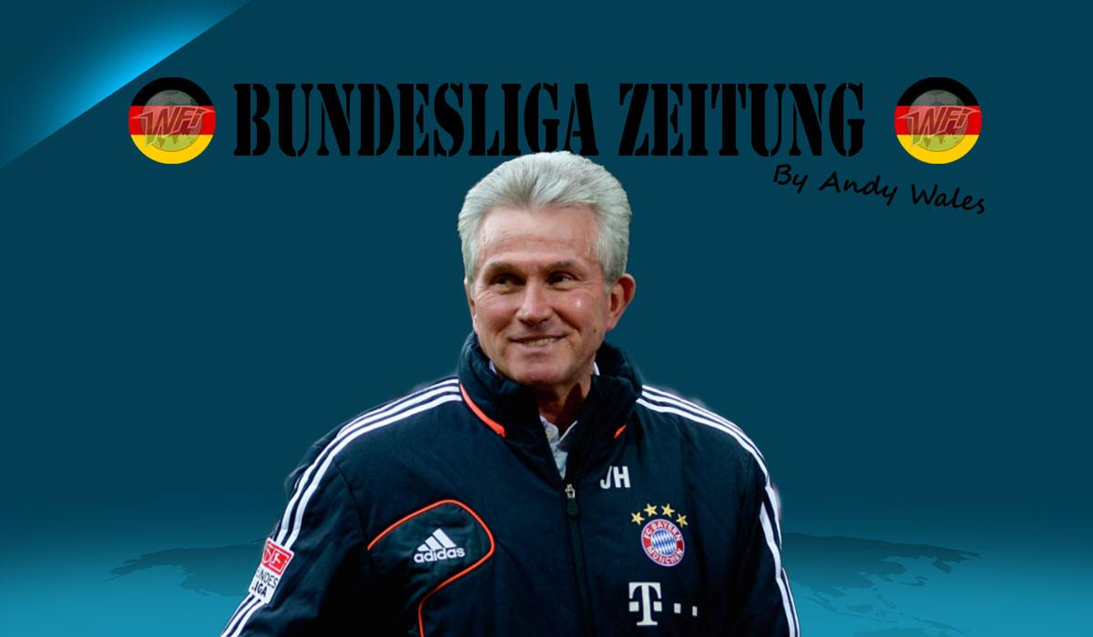 Heynckes On Target To Repeat Treble – Bundesliga Zeitung