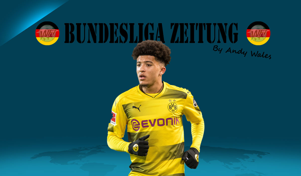Dortmund Respond As Sancho Stars, But Tears In Köln – Bundesliga Zeitung