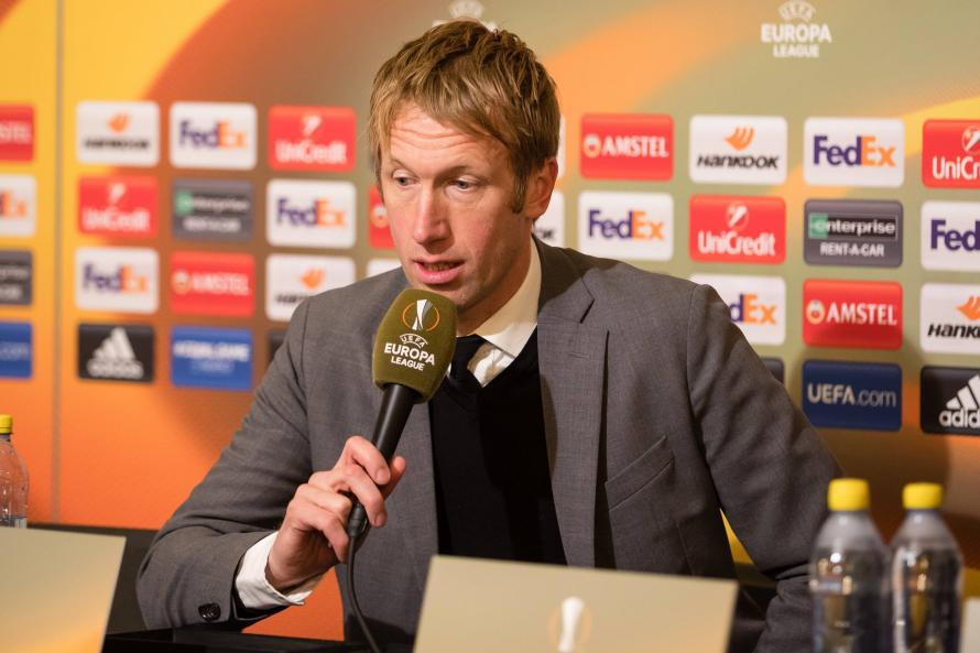 Östersund's Graham Potter On Champions League Aims & Cyrille Regis Influence
