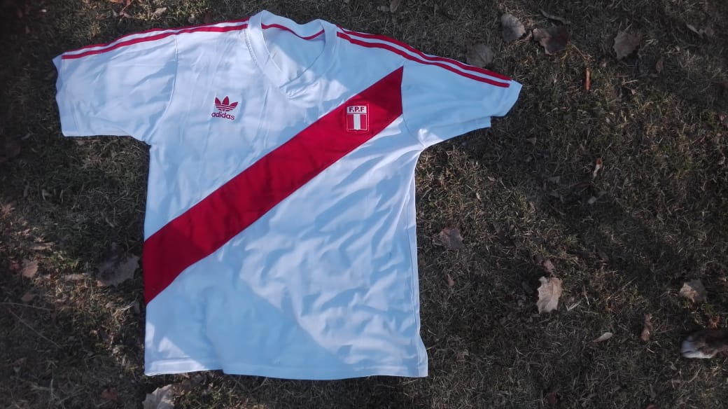 Win A Retro Peru Shirt – Two To Give Away
