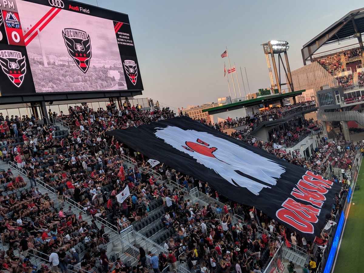 Rooney Impresses & Wonderkids Steal The Show As DC United's Audi Field Opens In Style