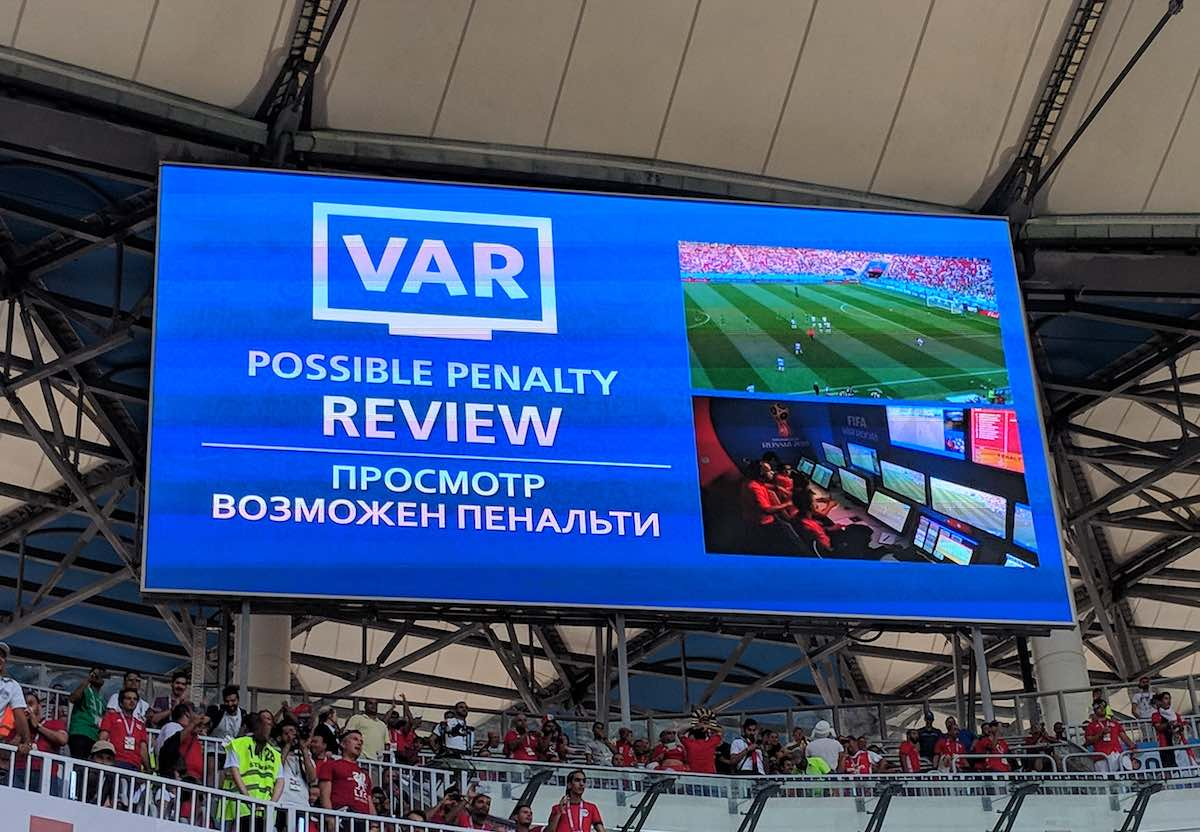 VAR From Perfect At The World Cup – But Is Perfection Needed?