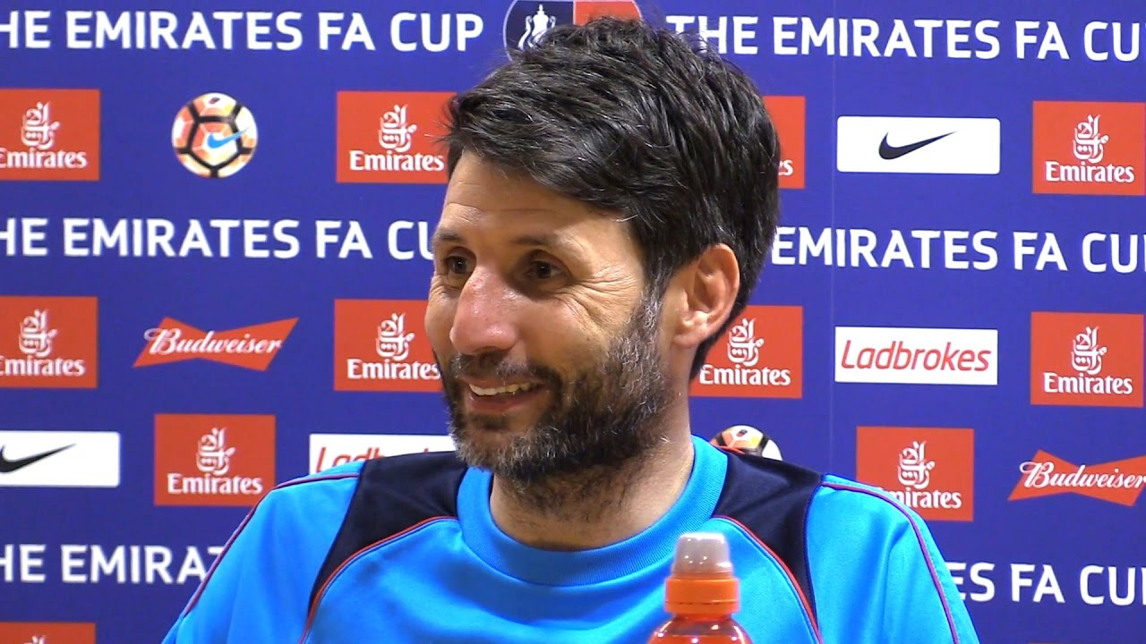 Lincoln City's Danny Cowley On His Managerial Journey & That FA Cup Run