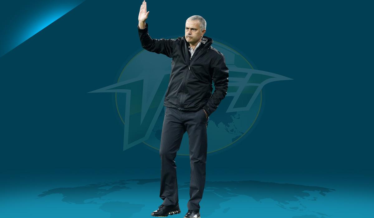 Jose Mourinho – Man Divided