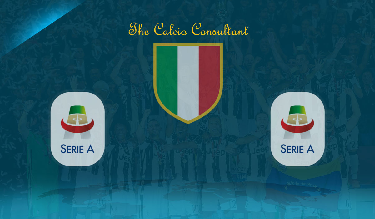 Serie A Predictions – 2018-19 Season – The Calcio Consultant