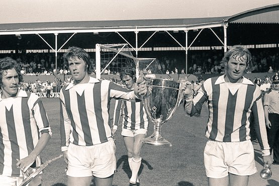 Stoke City And The Watney Cup