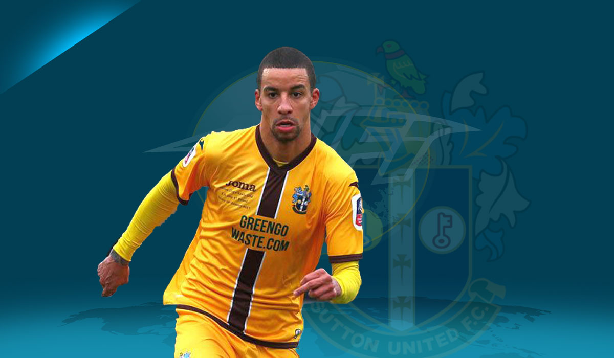 Craig Eastmond Hoping For Football League Return With Sutton United