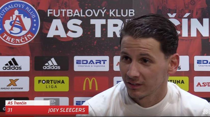 Joey Sleegers On AS Trencin's Europa League Shock & His La Liga Dream
