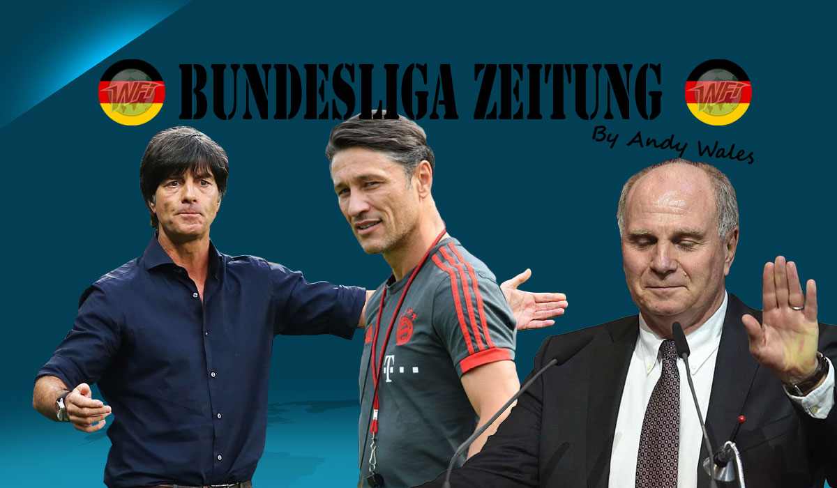 Bayern Come Out Fighting In Extraordinary Fashion – Bundesliga Zeitung
