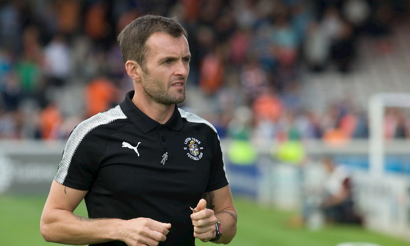 Luton Town Manager Nathan Jones On Playing Abroad & Managerial Influences