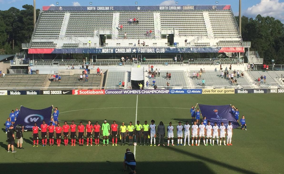 WFi 3 To See Again: CONCACAF Women's Championship
