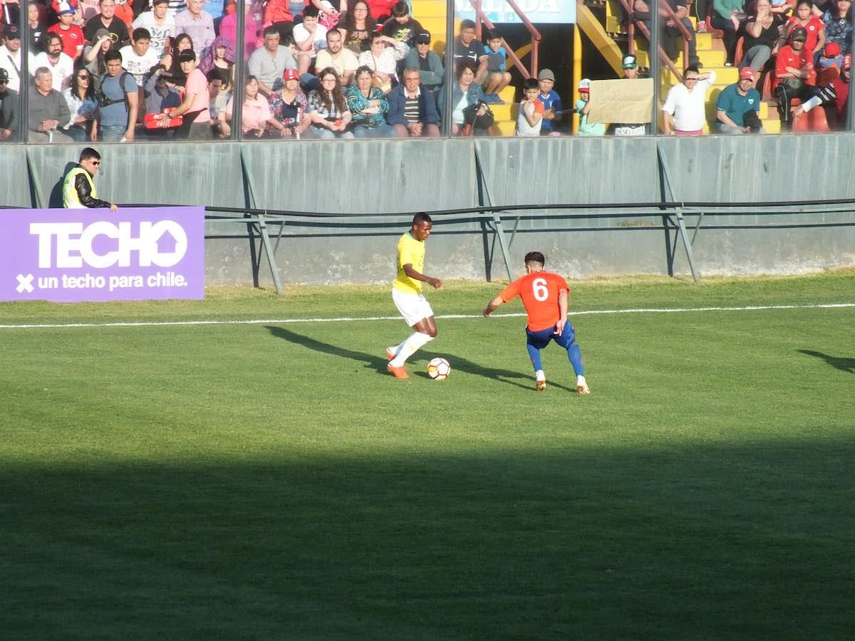 Ignacio Saavedra Number 6