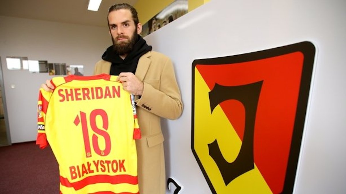 Cillian Sheridan On Facing Barcelona & The Quality Of Cypriot Football