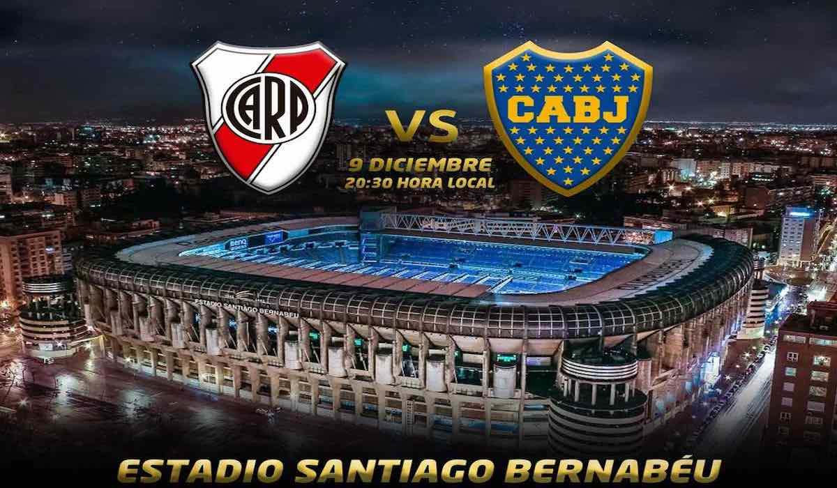 Copa Libertadores In Madrid – The Final Insult