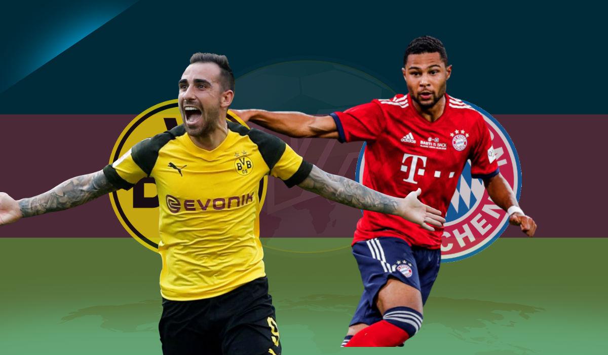 Dortmund & Bayern Get Ready For Der Klassiker – Bundesliga Zeitung