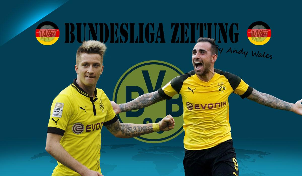 Der Klassiker Delivers A Classic – Bundesliga Zeitung