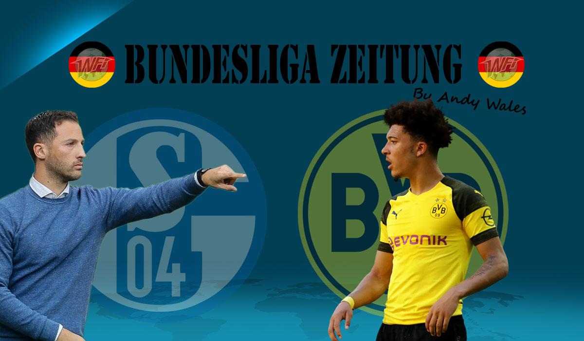 Sancho Claus Delivers Festive Revierderby Win For Dortmund – Bundesliga Zeitung