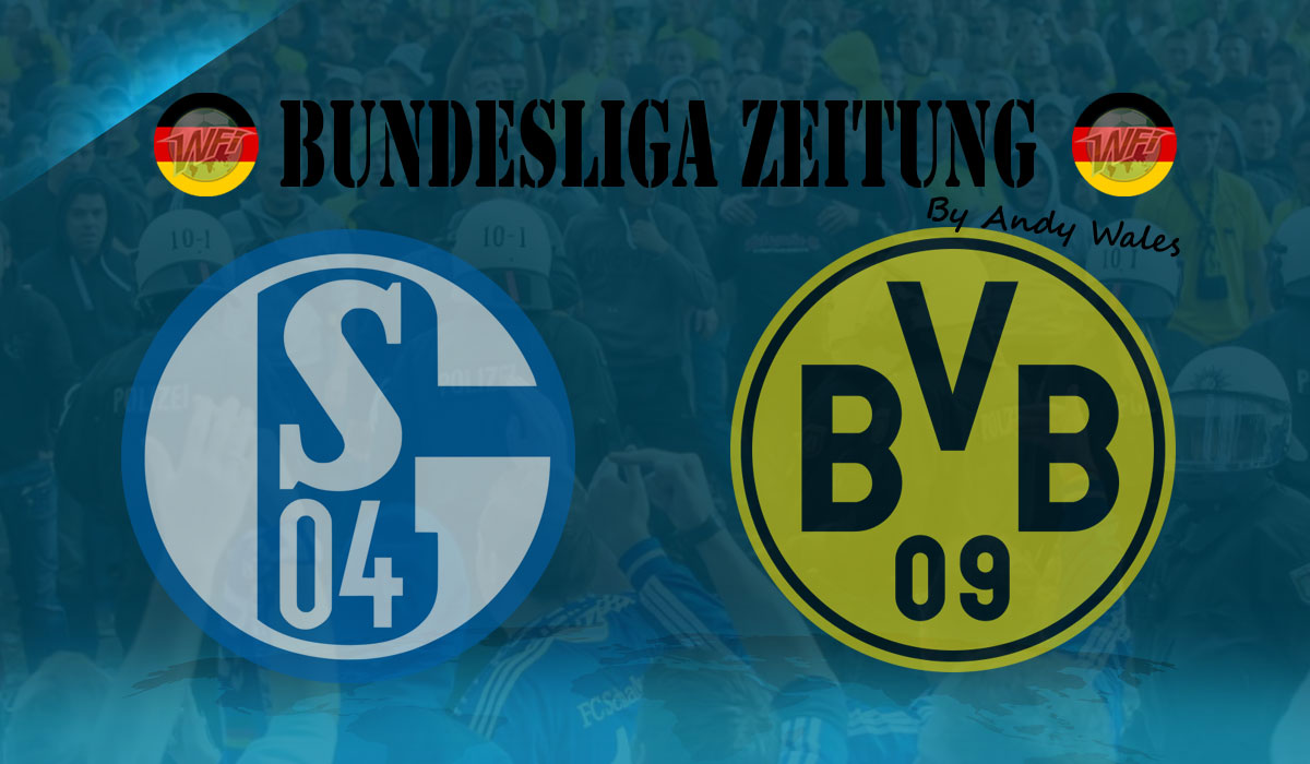 Forget The Festivities, It's Revierderby Time! – Bundesliga Zeitung